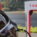 Tesla Cargando Slide